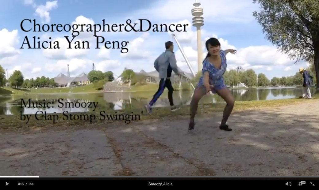 Vintage Dance Studio, Alicia Yan Peng, Charleston Tanz lernen München Bayern Deutschland