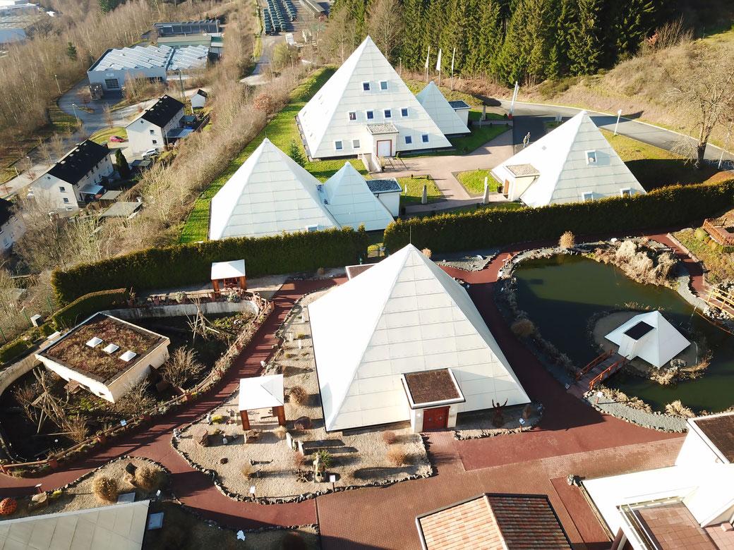 Sauerland-Pyramiden, Galileo-Park