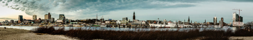 Hamburg panorama large