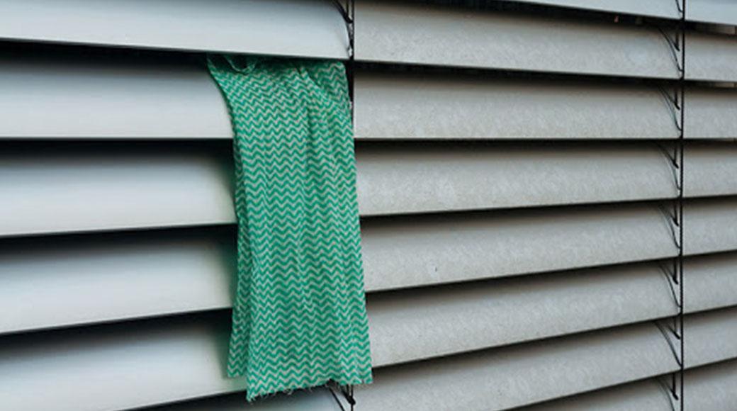 ¿Como lavar persianas y cortinas de forma facil en Monterrey?