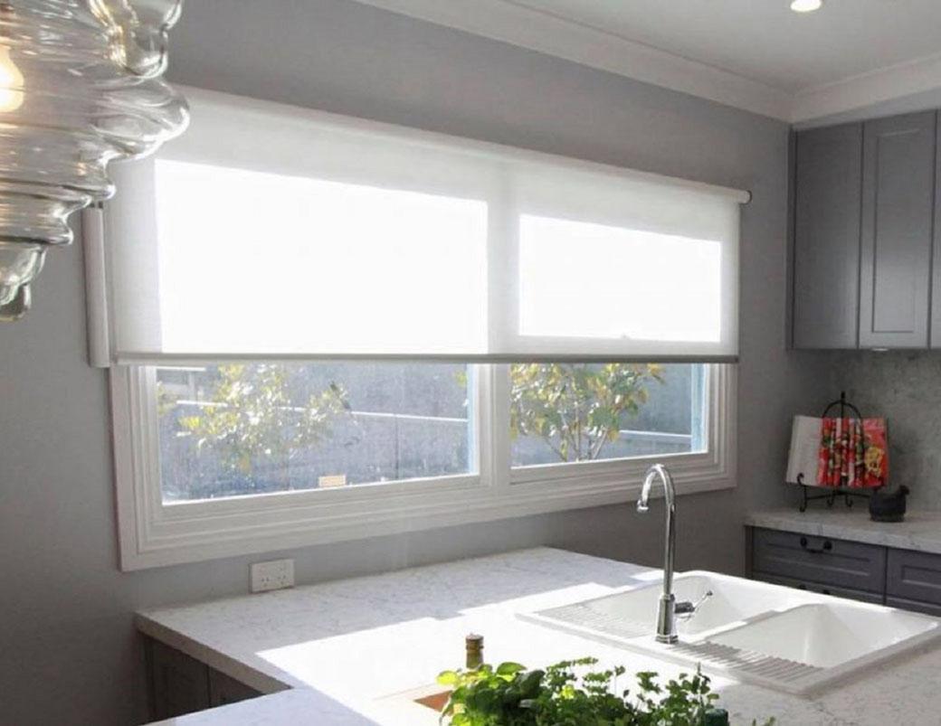 Tejido Screen el mejor tejido para persianas verticales
