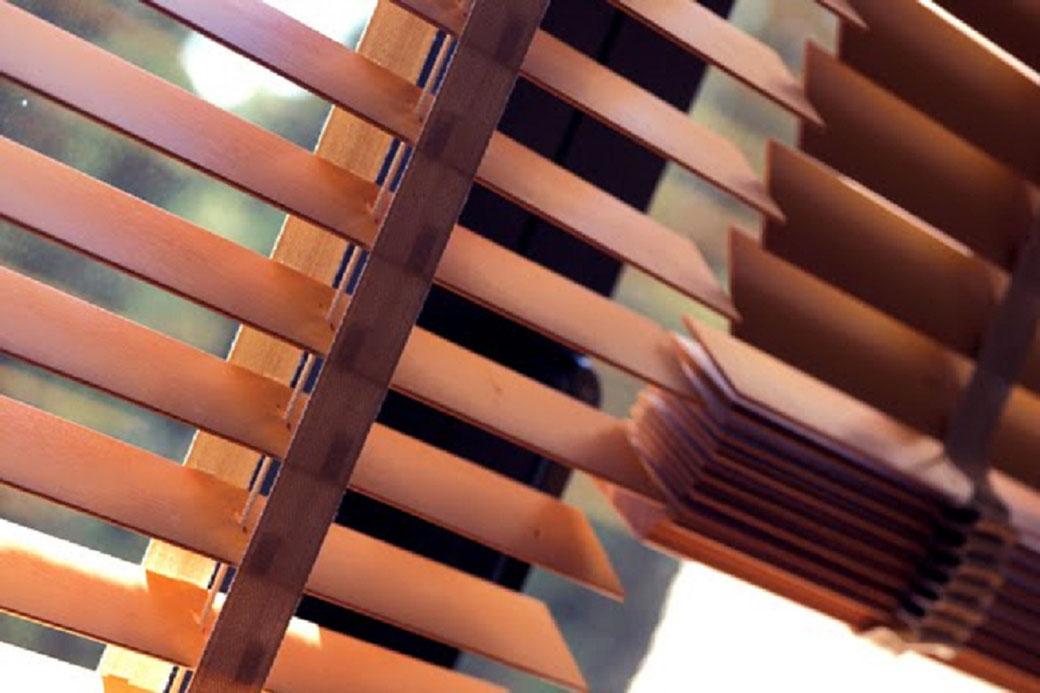 3 Consejos de decoración con persianas de madera