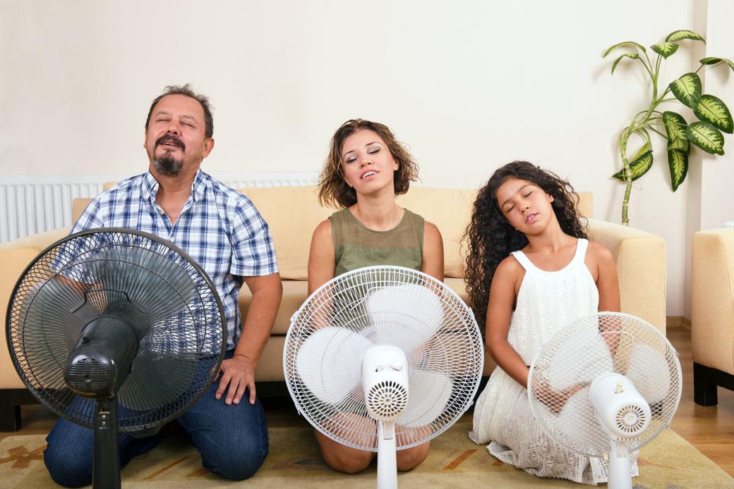 Consejos para que tu casa este mas fresca en verano
