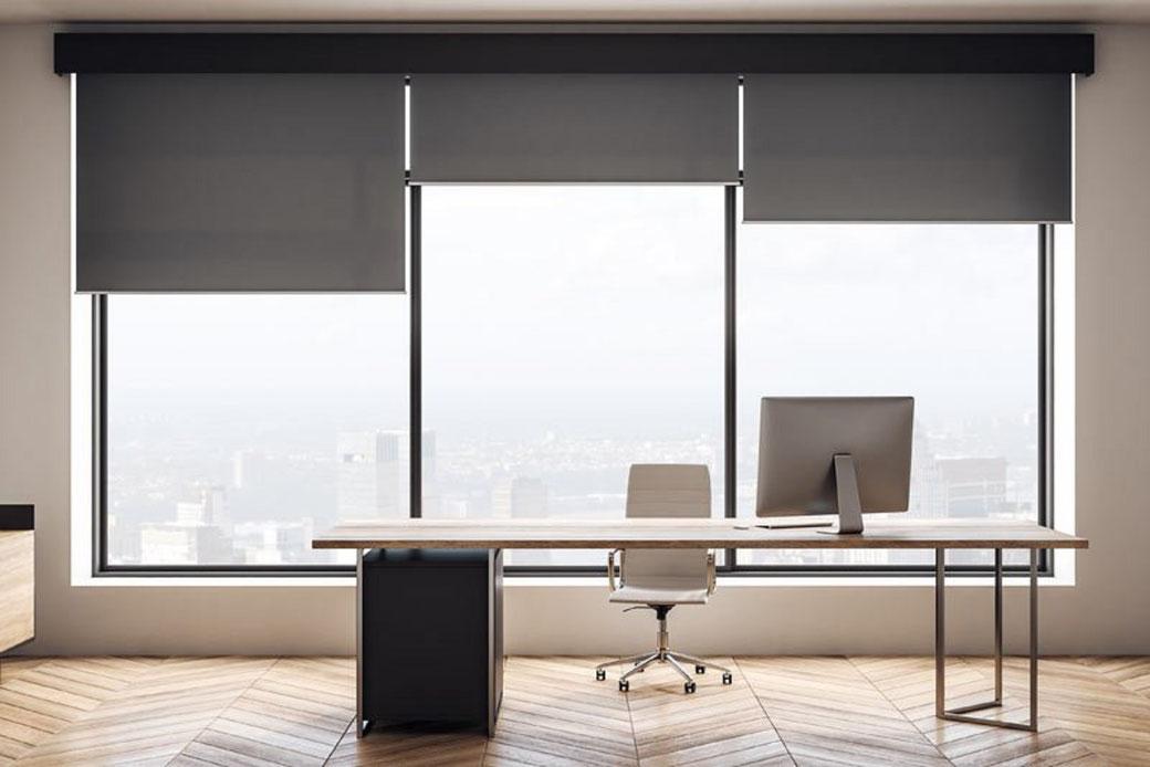 ¿Cuáles son las mejores persianas para mi lugar de trabajo?