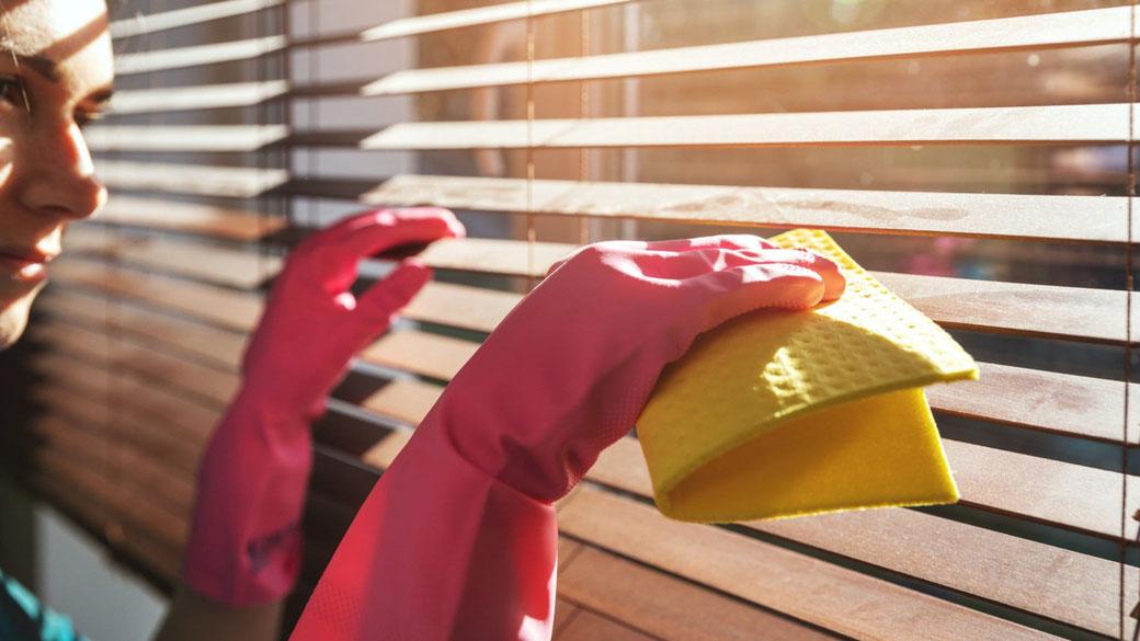 ¿Como limpiar las persianas de forma correcta?