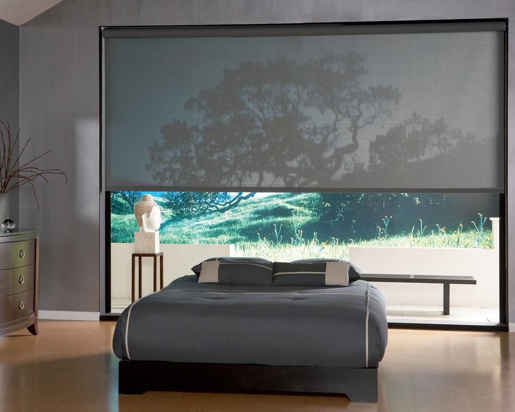 ¿Cuándo utilizar persianas traslucidas o screen?