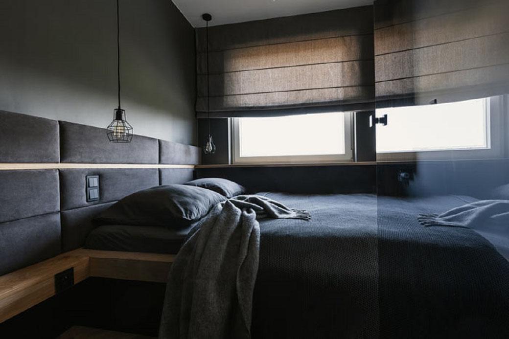 Recomendación de persianas y cortinas para habitación