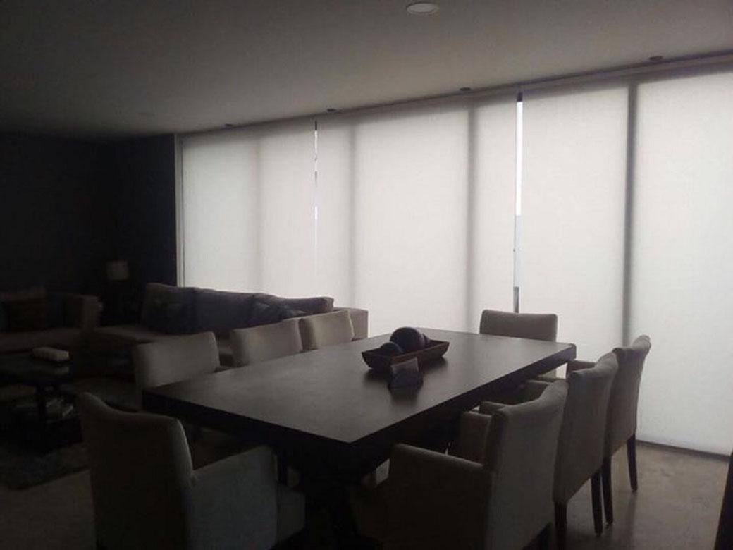 Persianas para ventanas y ventanales de Comedor