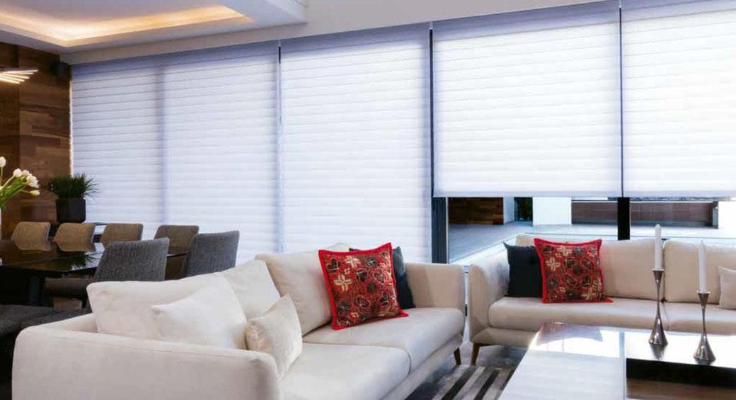 ¿Que tipos de cortinas existen en Monterrey y cuales son sus características?