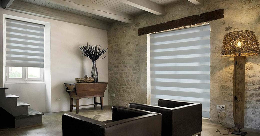 ¿Se pueden limpiar las persianas sheer elegance?