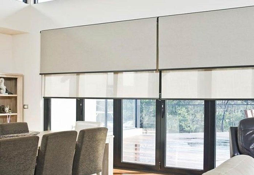 ¿Cuáles son las persianas dobles y como funcionan?