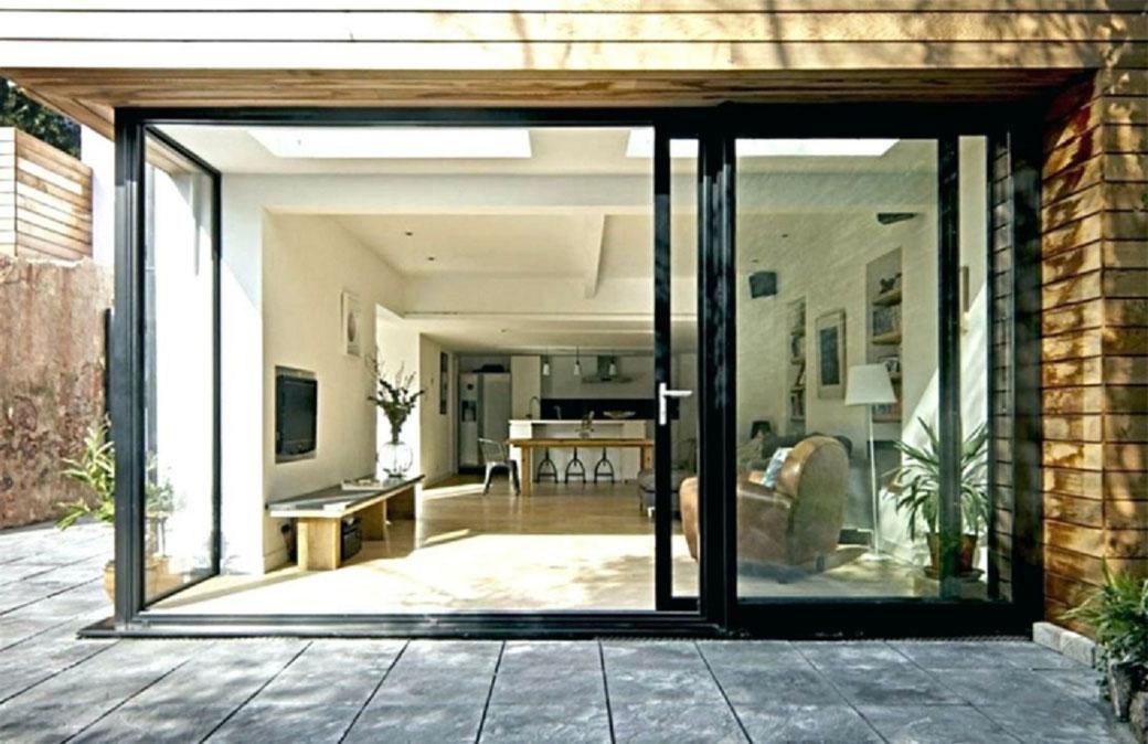 Tipos de cortinas para ventanales o puertas corredizas