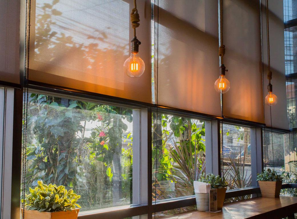 Persianas con Filtro Solar UV en Monterrey