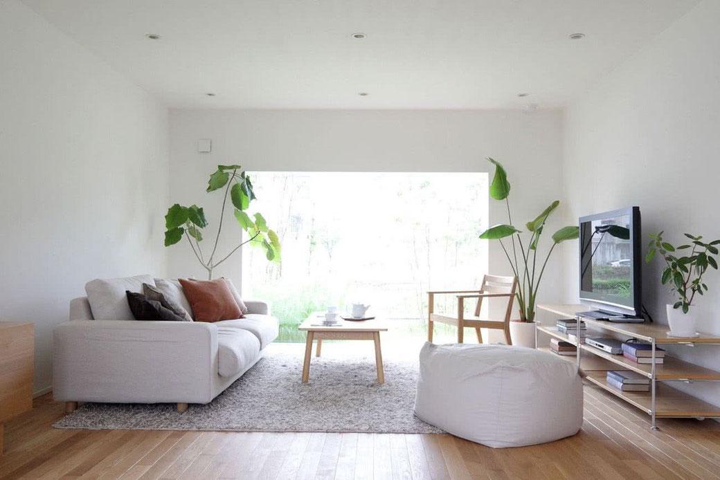 Tendencia para decoración contemporánea y minimalista