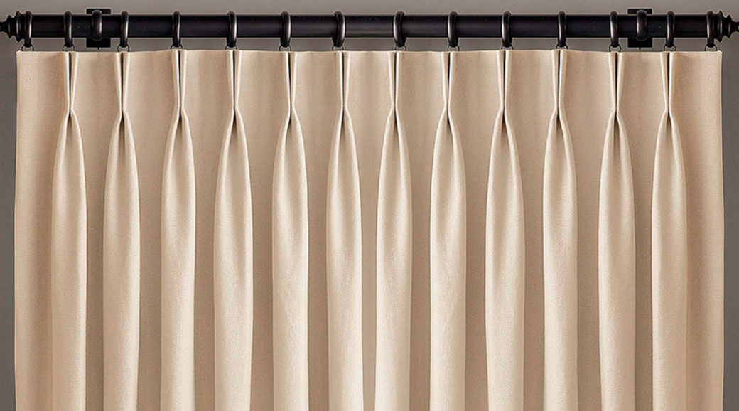 ¿Cuáles son los tipos de confección de cortinas mas comunes?
