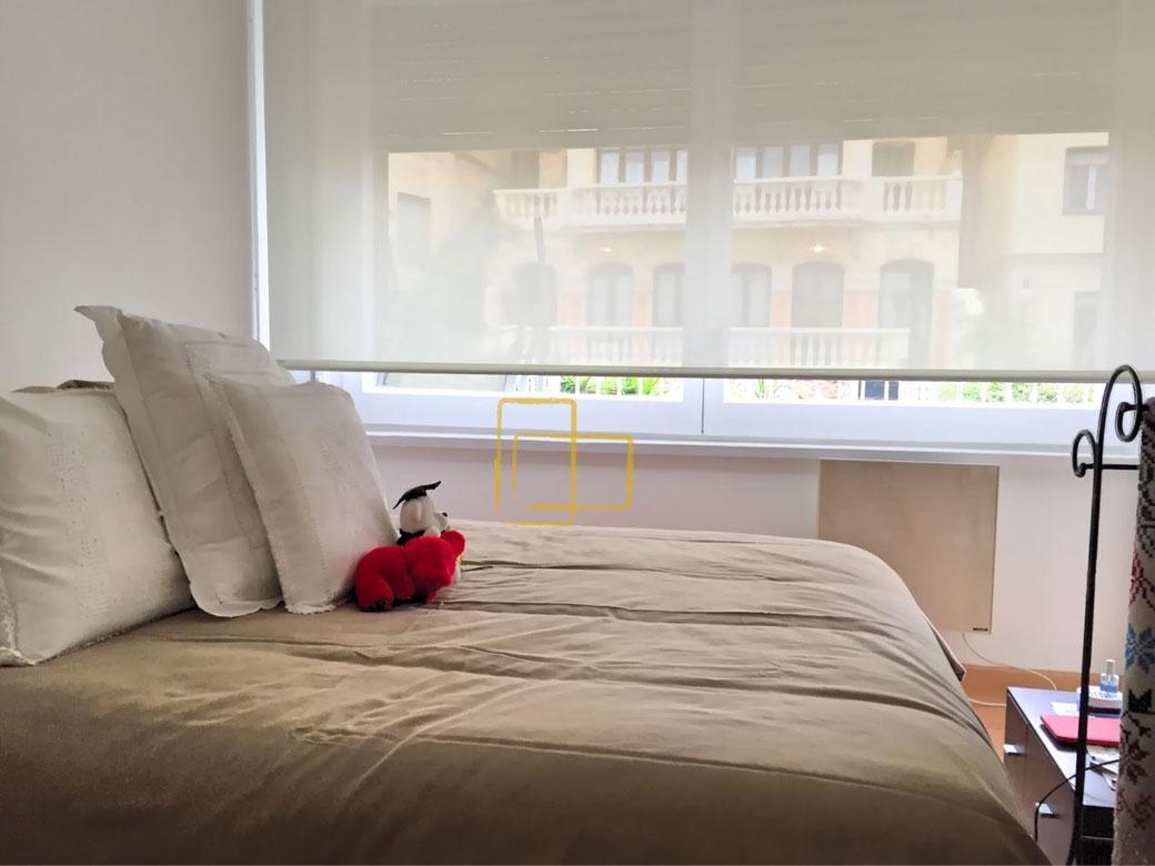 Proteccion de la luz y la temperatura exterior con persianas screen