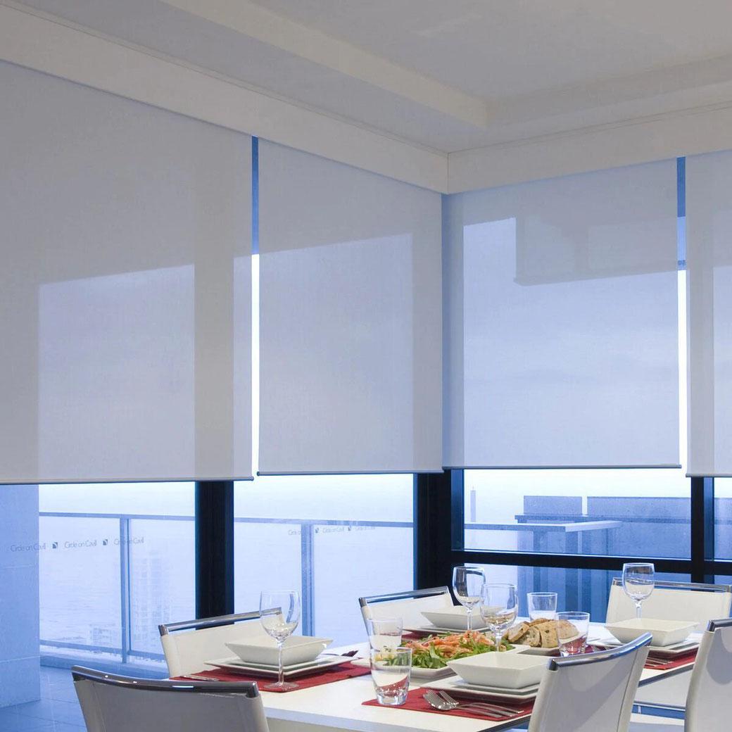 5 Diferentes tipos de persianas enrollables que existen