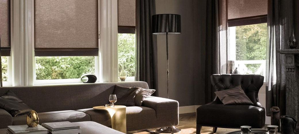 7 Consejos para combinar cortinas con persianas