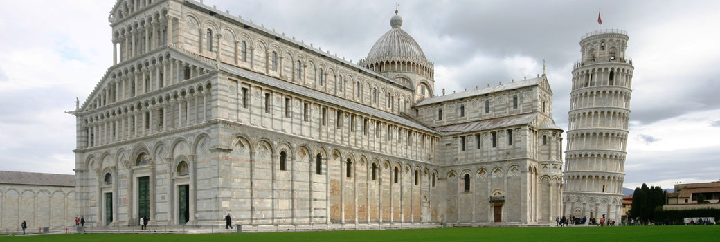 Cathedral and Campanary - Pisa 2014