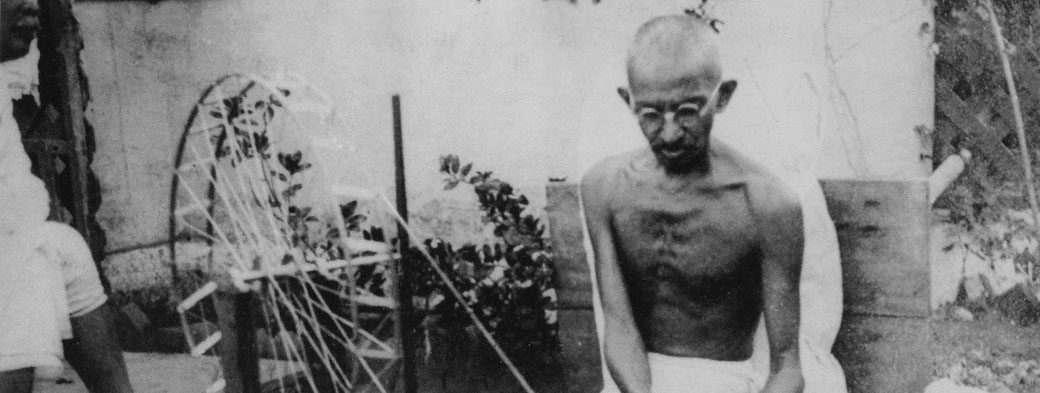 Photo of Gandhi