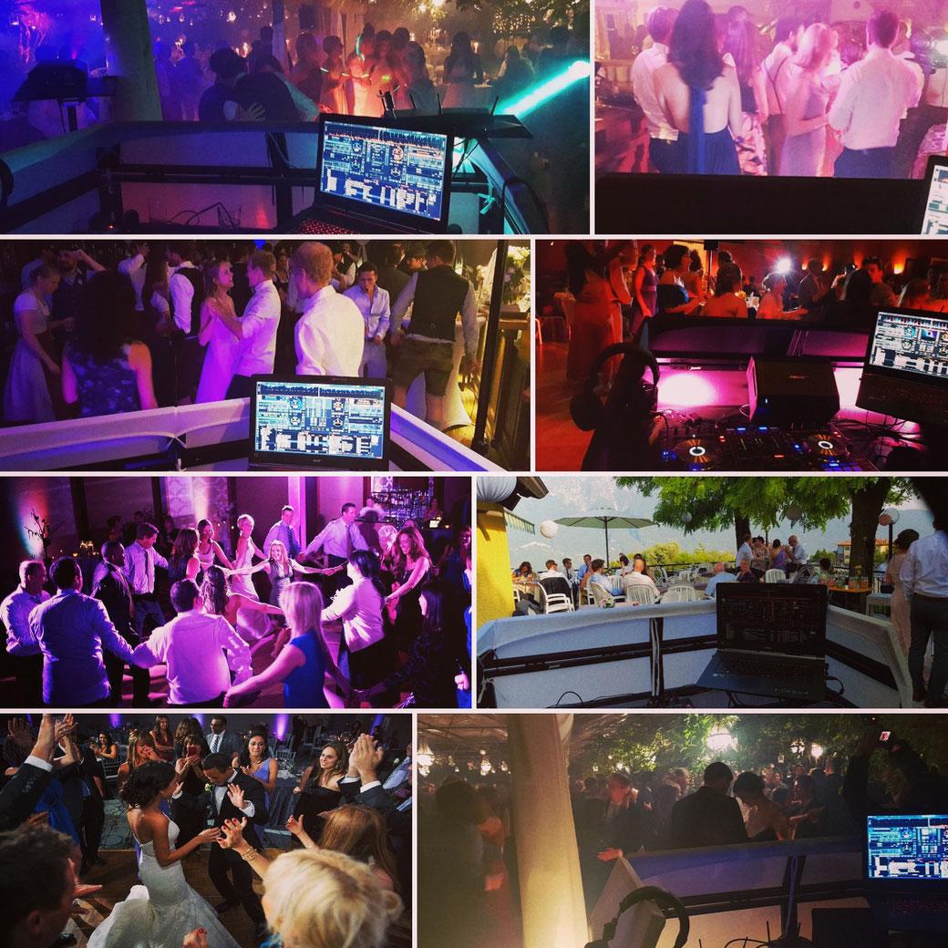 DJ Hochzeit München, feiern Sie Ihren schönsten Tag mit Ihrem ausgewählten DJ und bester Musik zuum Empfang - Dinner und Party