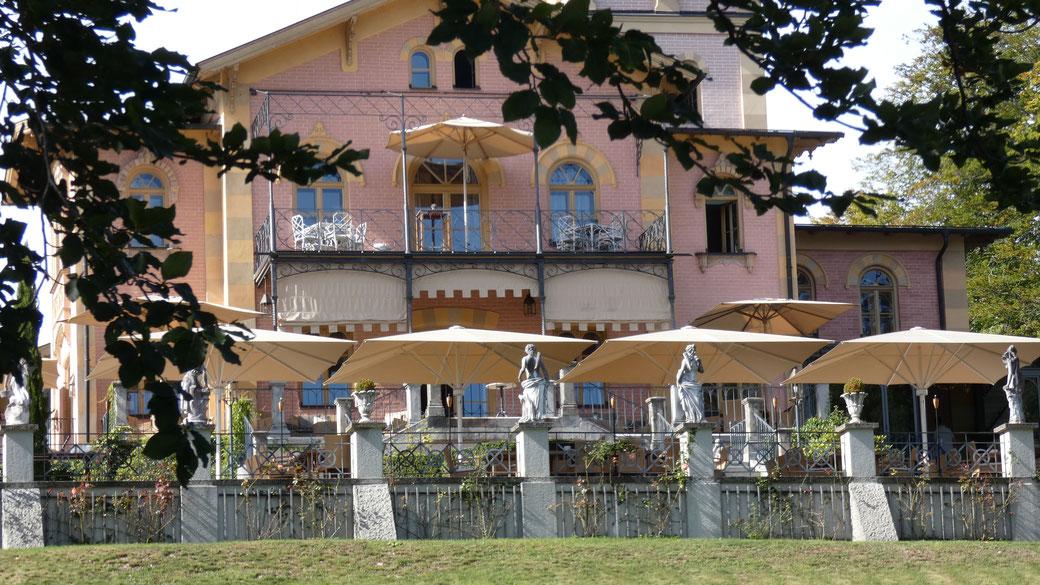 Hochzeit Lokation am Starnberger See