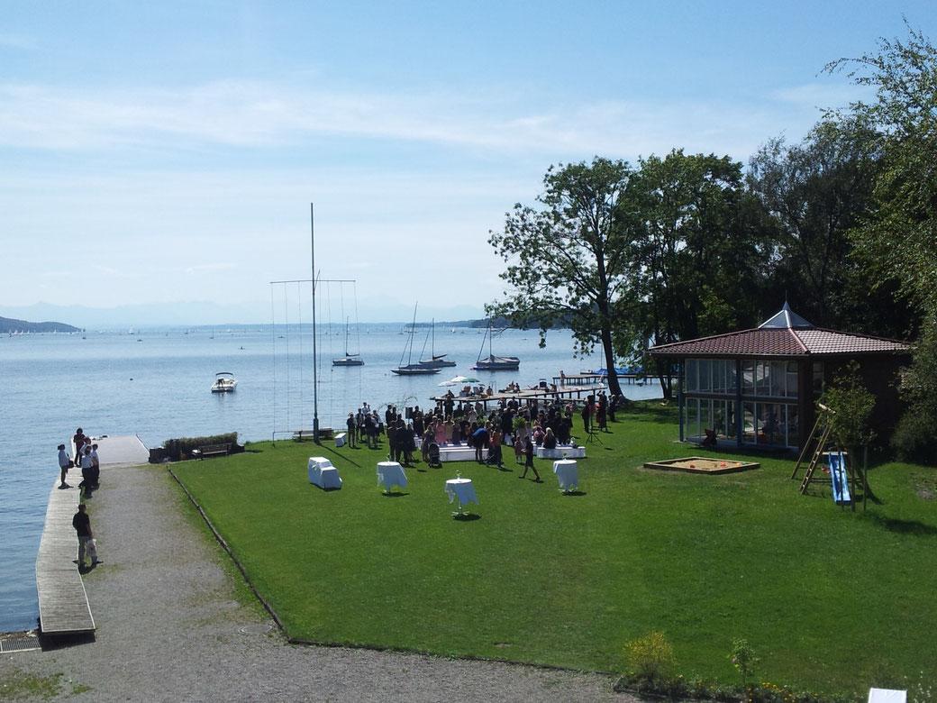 DJ Hochzeit - Hochzeits DJ am Starnberger See