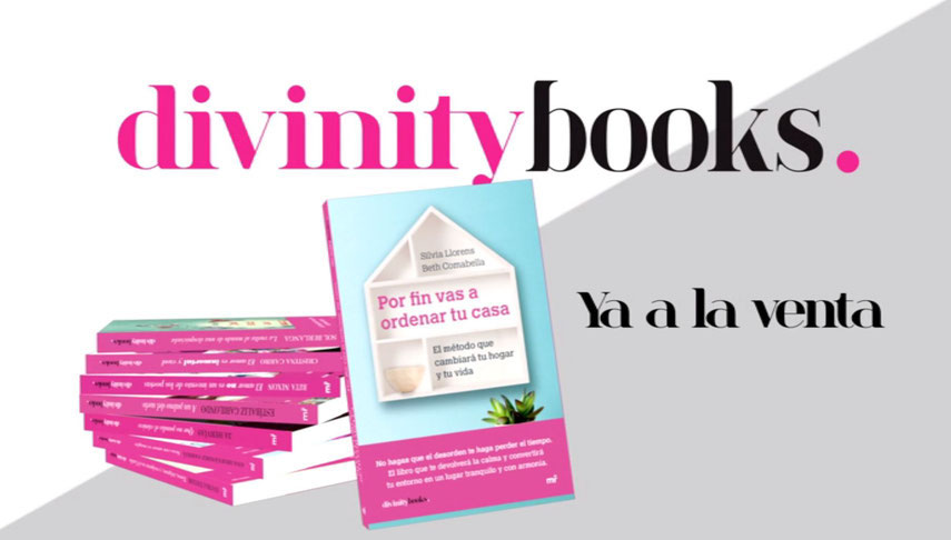 Por fin vas a ordenar tu casa - El libro de AorganiZarte que te ayudara a que el desorden y el caos no se apoderen de tu casa - Ya a la venta!