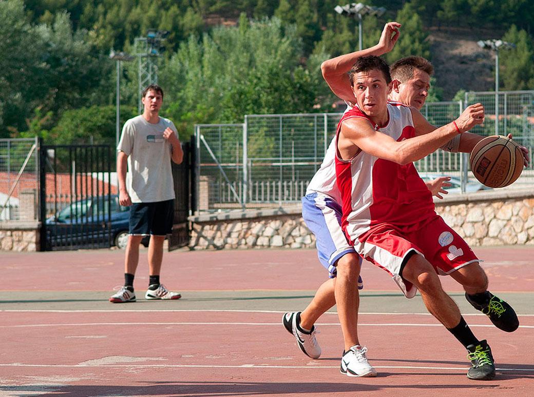 Baloncesto de calle, street basket