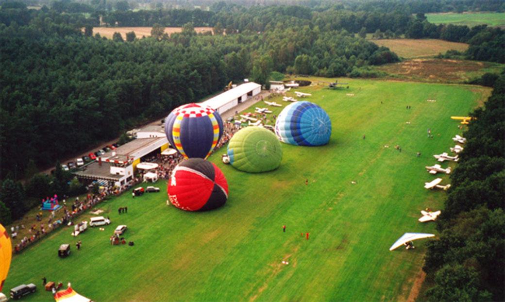 Flugplatzfest Hellwege 2002