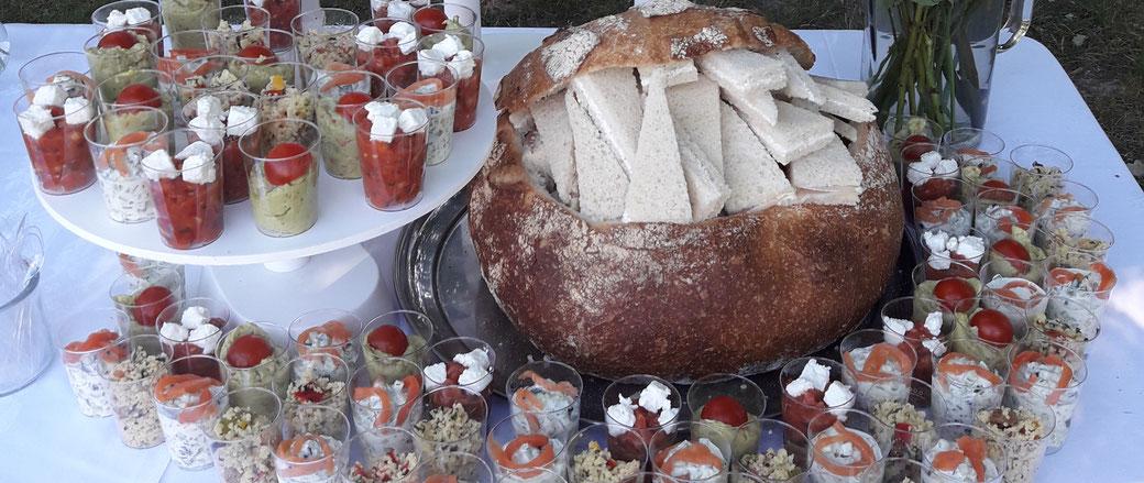 Traiteur le Cochon sans Rancune - Montrieux-en-Sologne - Buffets à 13€ et 17€ pour vos fêtes, cousinades, anniversaires et rencontres professionnelles