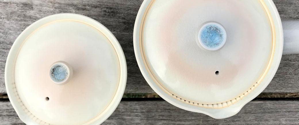自園自製 有機 天空の川根茶 樽脇園 浅蒸し茶 無農薬 無化学肥料 オーガニック 山のお茶 水出し  絞り出し KAWANE630 信楽焼