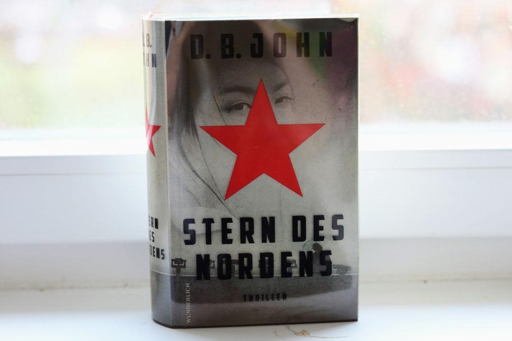 Stern des Nordens von D. B. John, Wunderlich Verlag, 560 Seiten