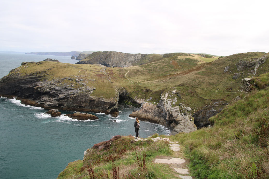 Coast Path Tintagel