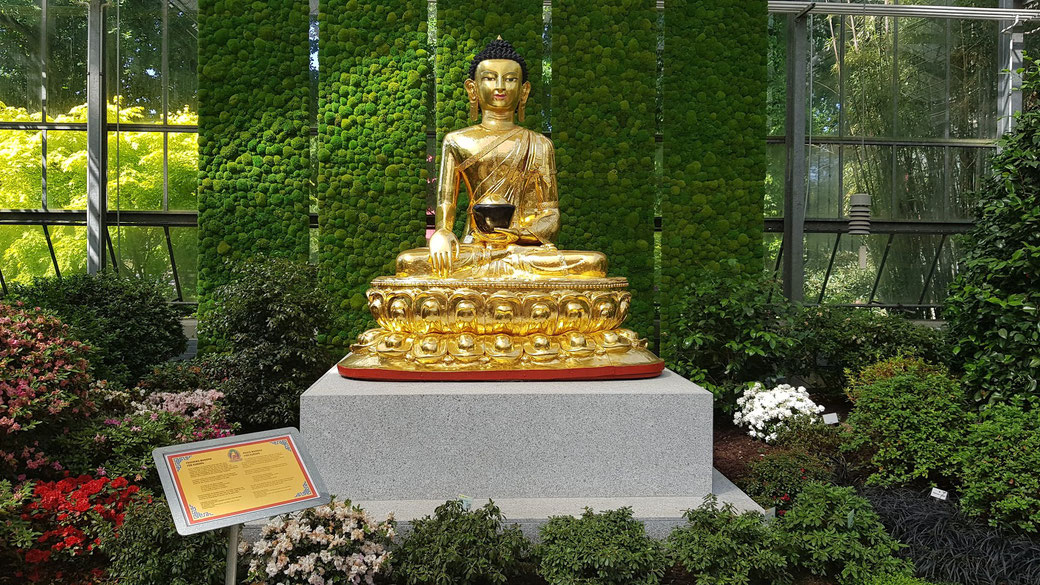 Friedensbuddha