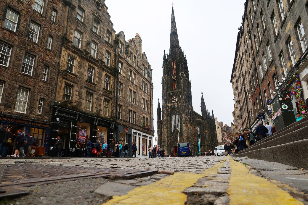 Royal Mile (Picture by Emran Yousof)