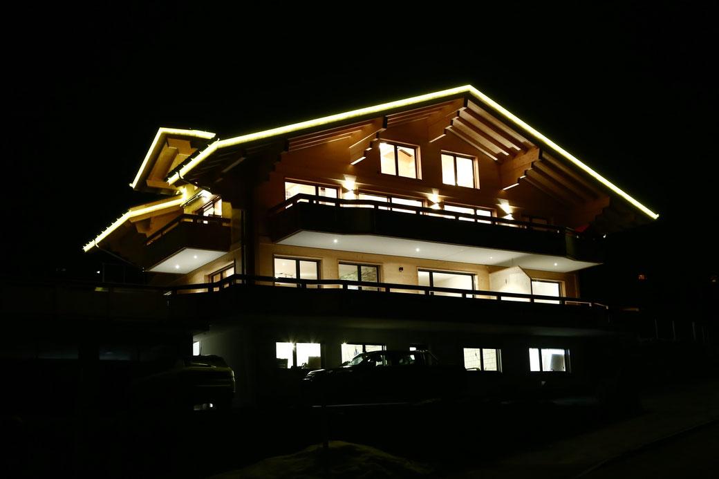 Vermietung von 2 Ferienwohnungen in Grindelwald.