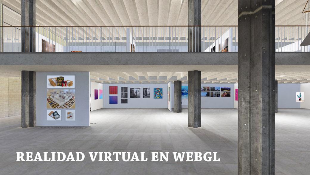 webgl, coam, realidad virtual