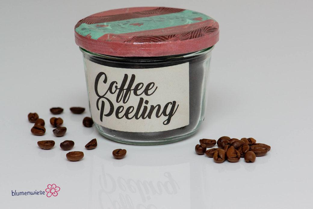Coffee Peeling self-made
