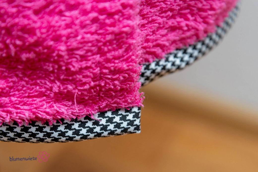 extrabreites Schrägband von Stick & Style