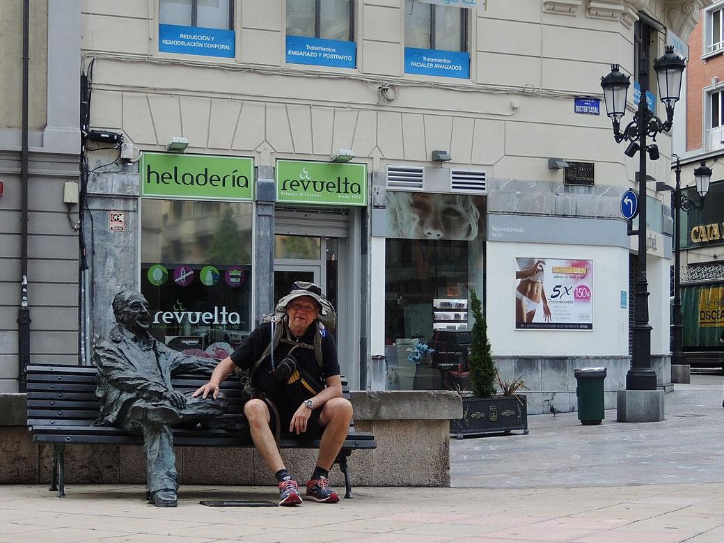 Am Start in Oviedo