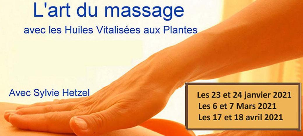 formation massages aux huiles vitalises aux plantes - 37 - annuaire du bien-être via energetica