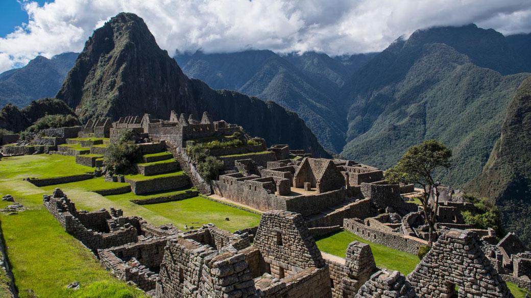 Séjours Initiatiques au Pérou -2018 - avec Michel  Heneau, chaman