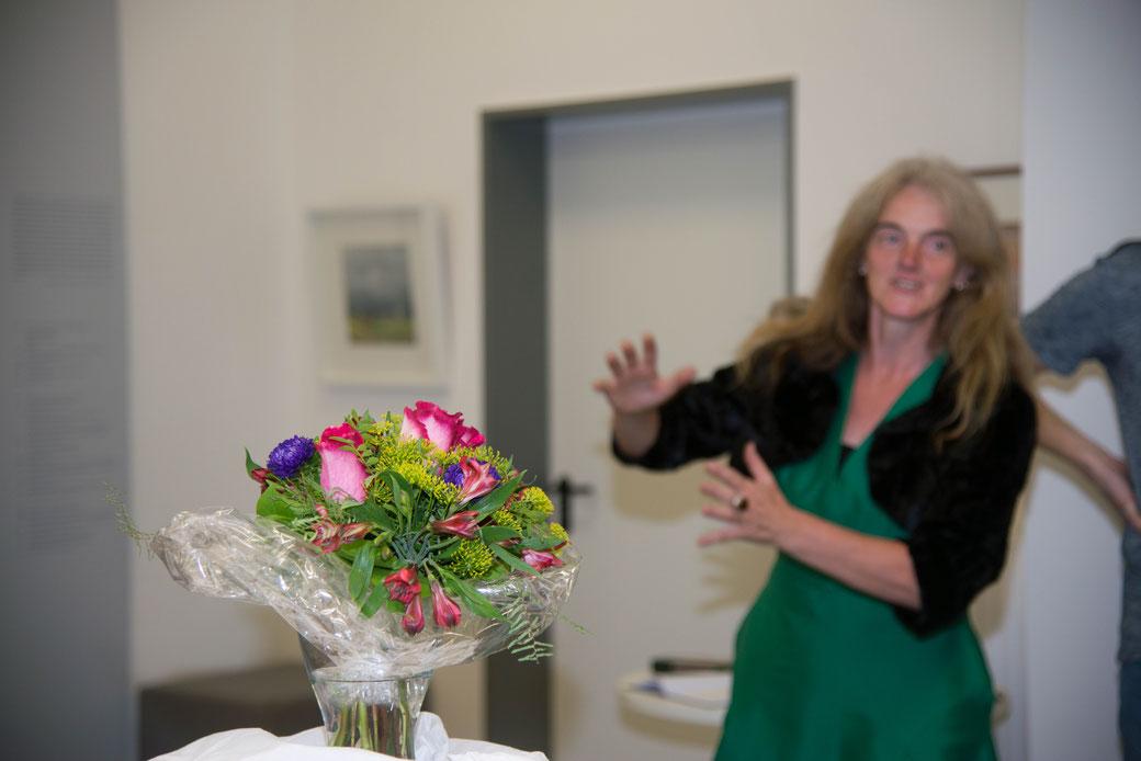 """""""La vie est belle II""""  15. August 2017  - Der Abendsalon  - Gastgeberin Ines Kristina Maria Hinz ... """"Ein herzliches Danke allen KünstlerInnen, Museumsleiterinnen, allen Freunden und UnterstützerInnen und vor allem allen Gästen!"""""""