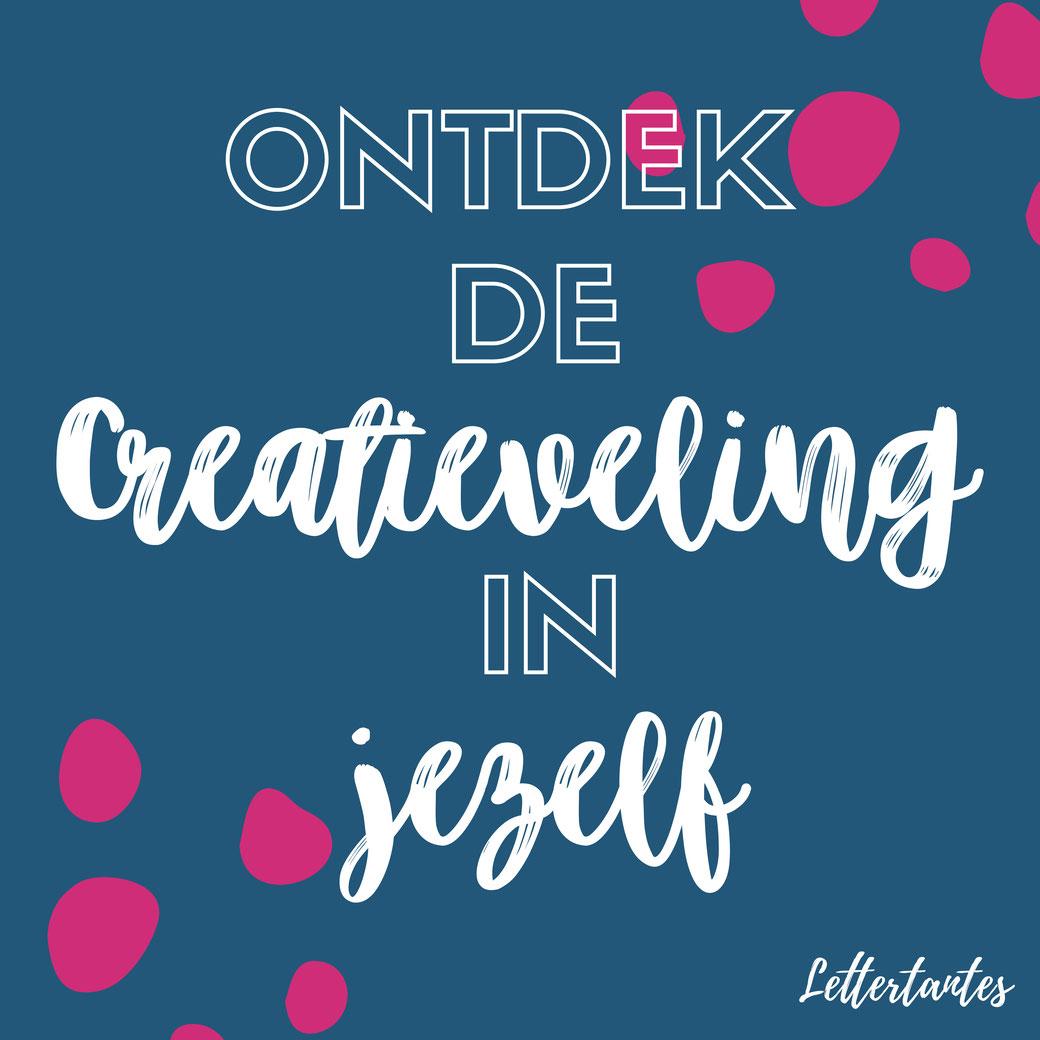 Bij de Lettertantes volg je de creatievste workshops van Lisse en de Haarlemmermeer