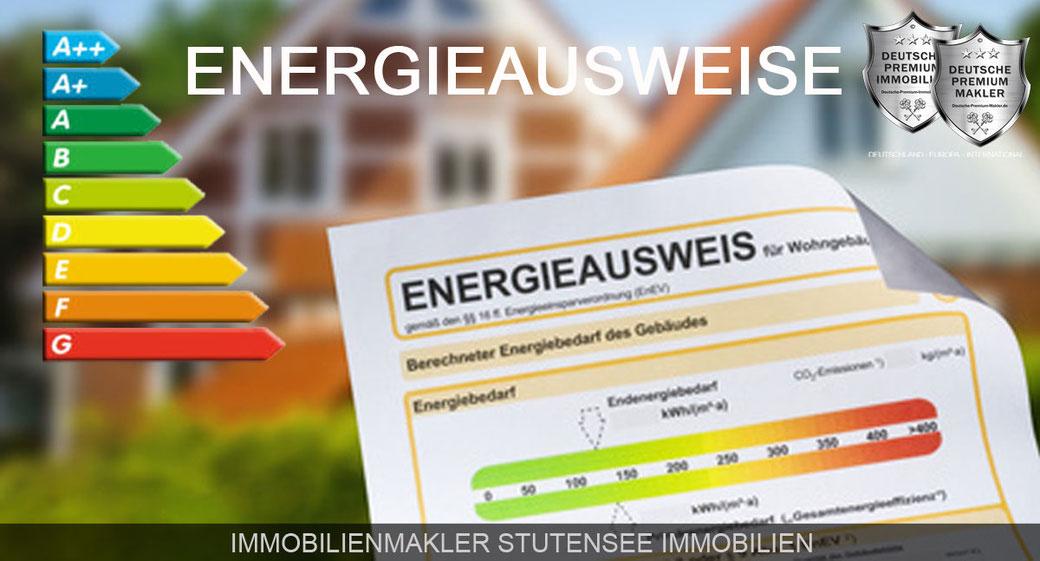 ENERGIEAUSWEISE IMMOBILIENMAKLER STUTENSEE HERBERT PIETSCH IMMOBILIEN IMMOBILIENANGEBOTE MAKLEREMPFEHLUNG