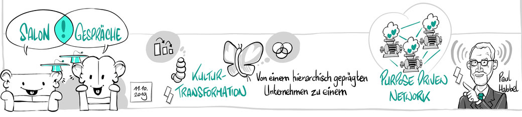 Graphic Recording by Klaus Gehrmann