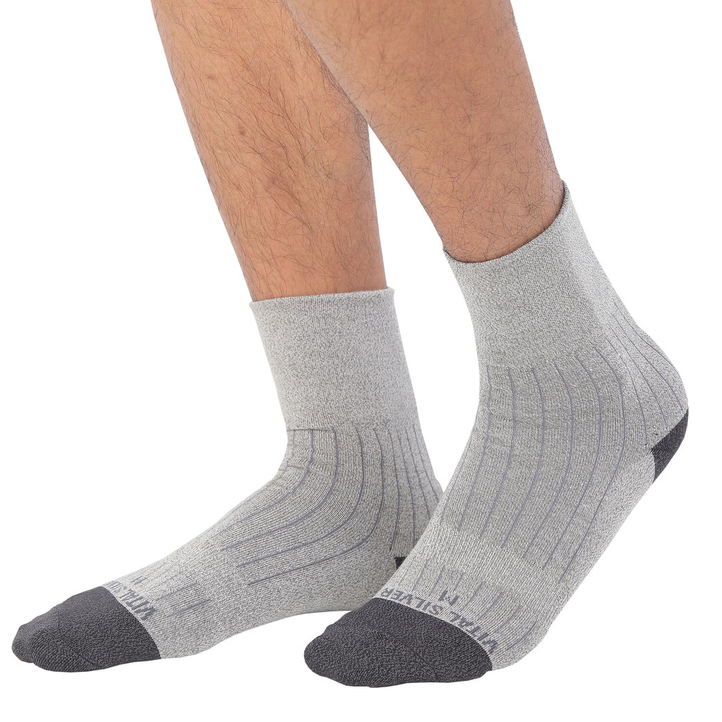 Dress Socks (Light Gray)
