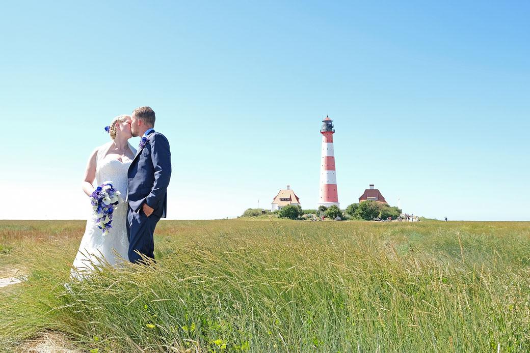 Fotograf Westerhever, Hochzeitsfotograf Westerhever,  Hochzeitsfotos Westerhever, Hochzeit Leuchtturm Westerhever, Nordsee Fotograf, Fotograf Westerhever Hochzeit, Hochzeitsfotos Leuchtturm Westerhever, Fotograf, 2016, 2017, 2018