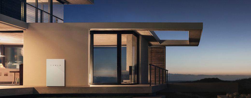 Tesla-Powerwall 2.0 Heimspeicher günstig online kaufen